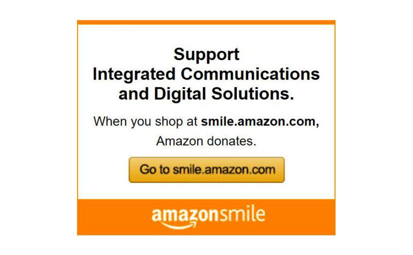 We Signed up with AmazonSmile!
